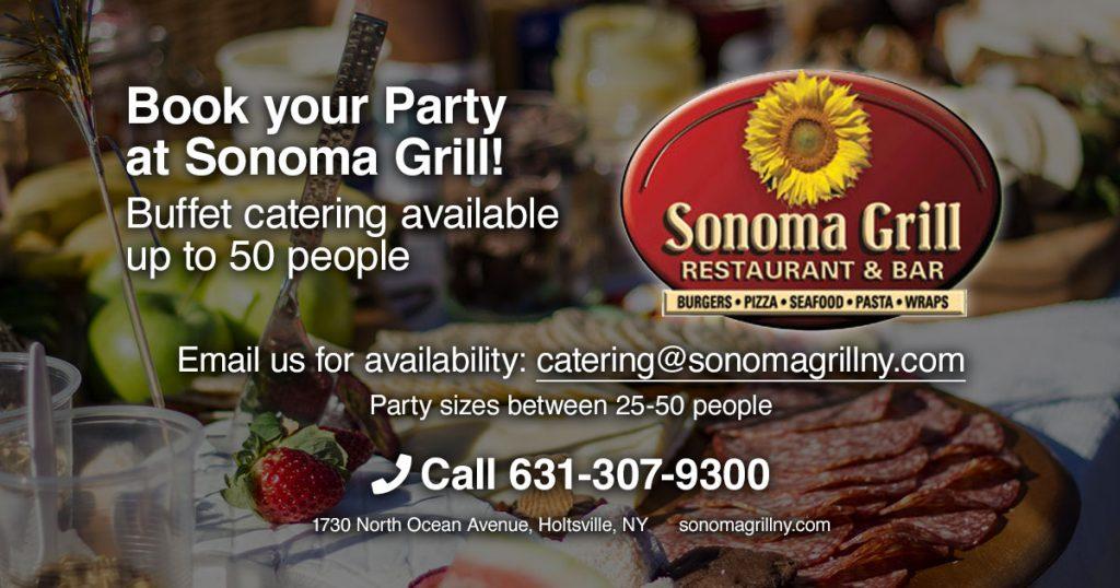 Sonoma Catering